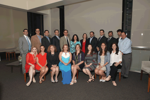 2015 Lemann-Stern Graduates