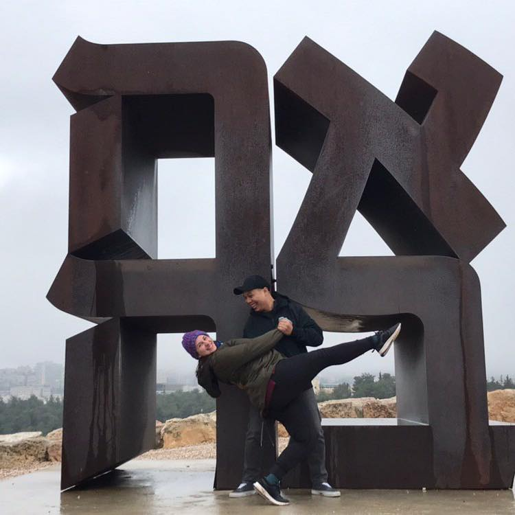 Alix and Jason