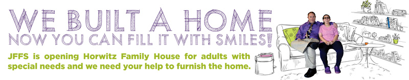 We Built a Home 0 Now you can fill it with smiles!