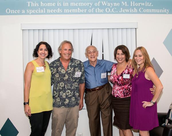 Horwitz Family House Opening Ceremony