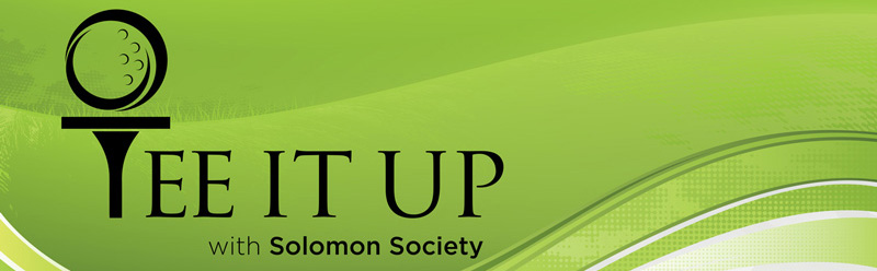Tee It Up with Solomon Society