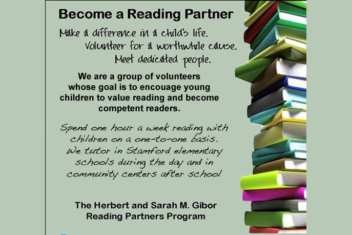 Reading Partners   United Jewish Federation of Greater Stamford, New ...