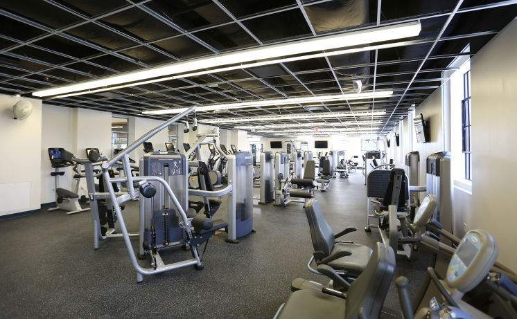Fitness Center Tampa