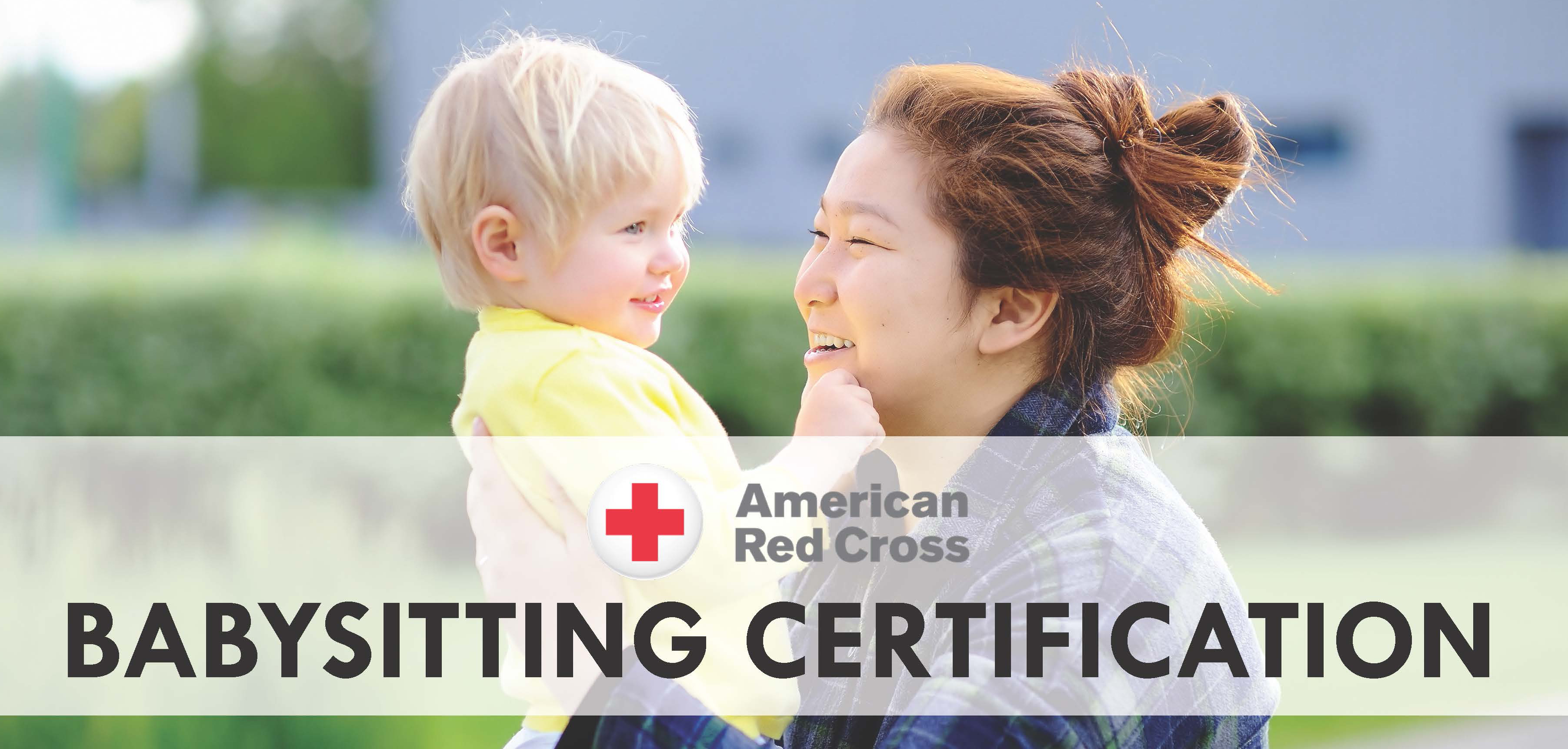 Image result for red cross babysitting course