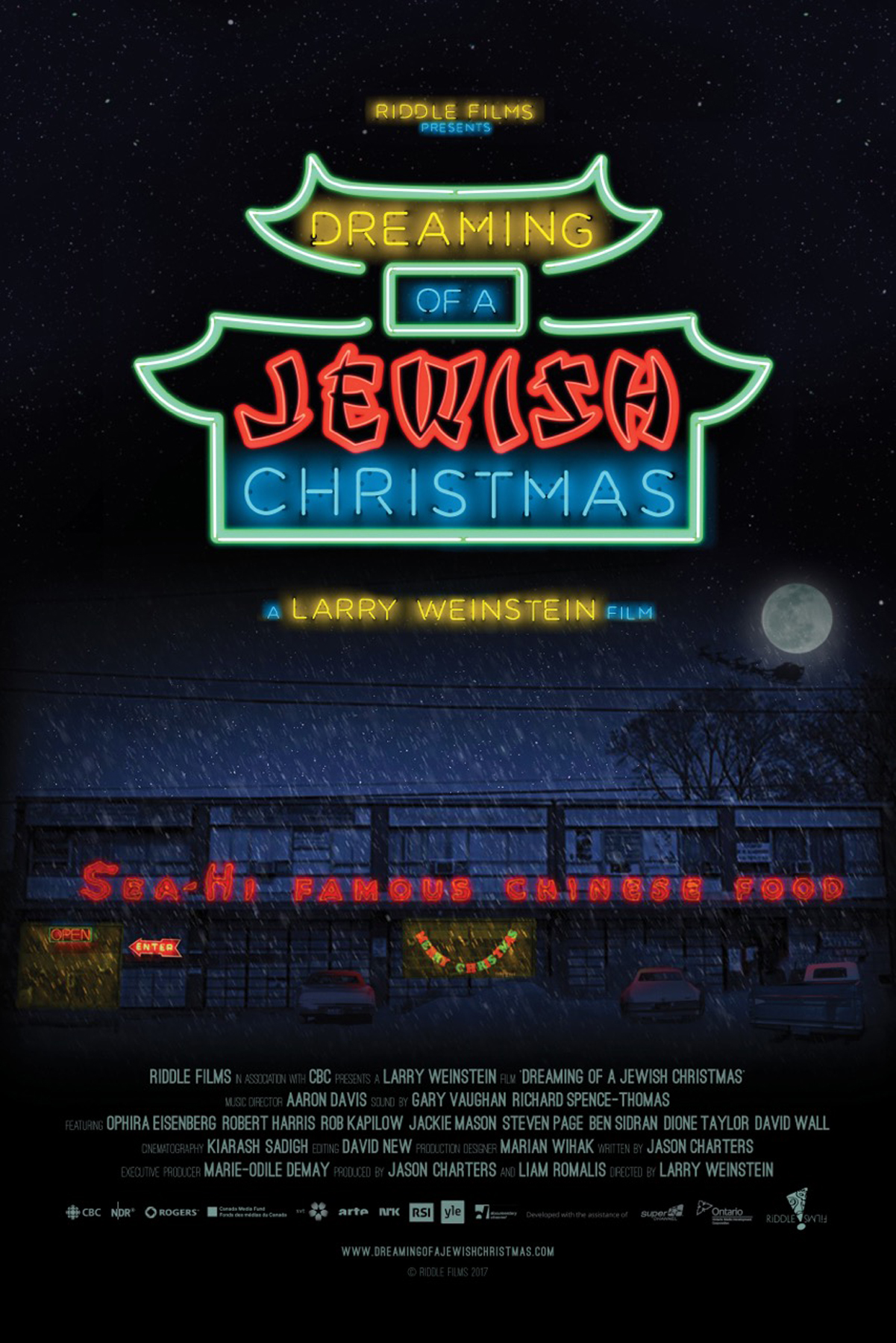 TBJFF.ORG Dreaming Of A Jewish Christmas