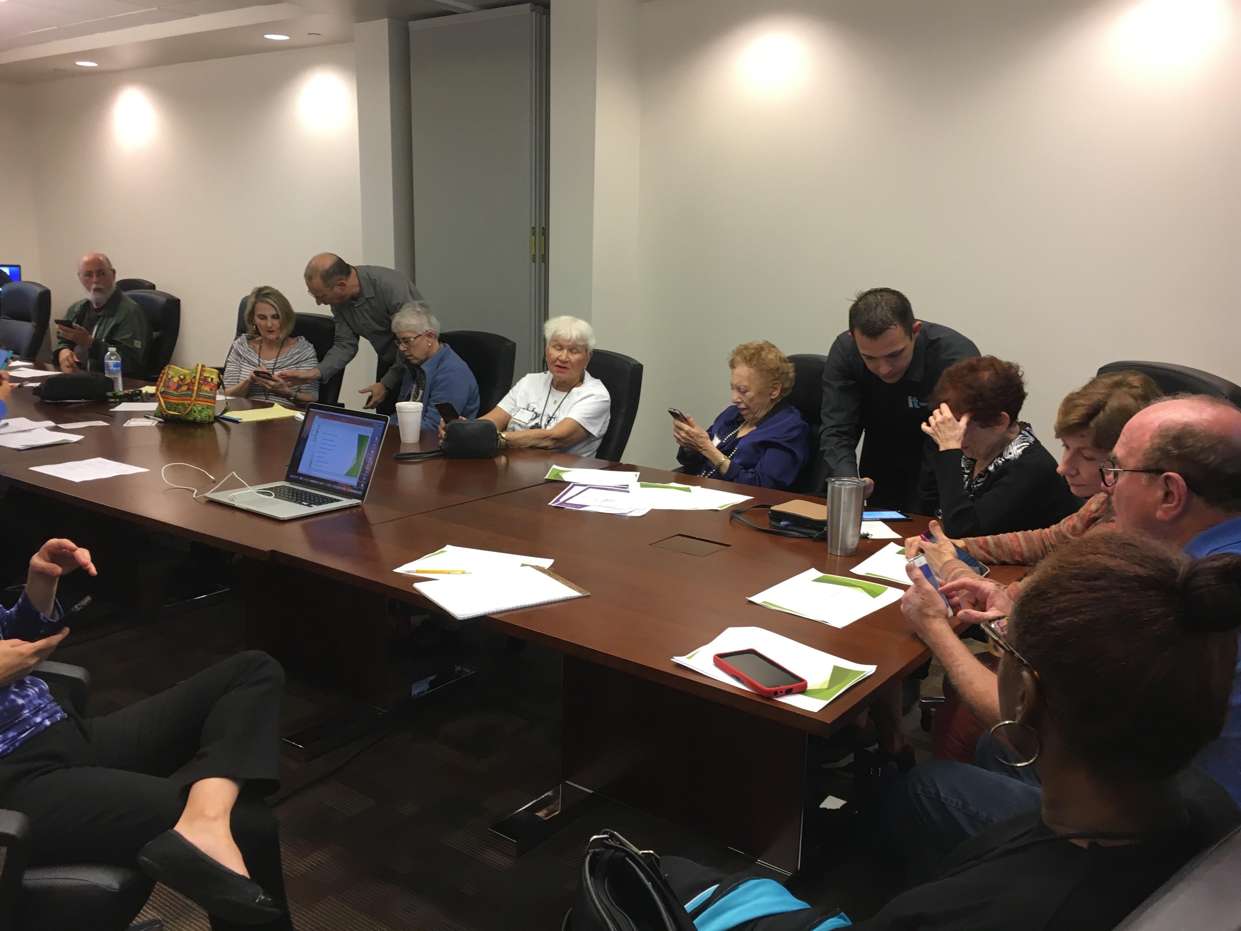 Active Adults Tampa Senior Programs