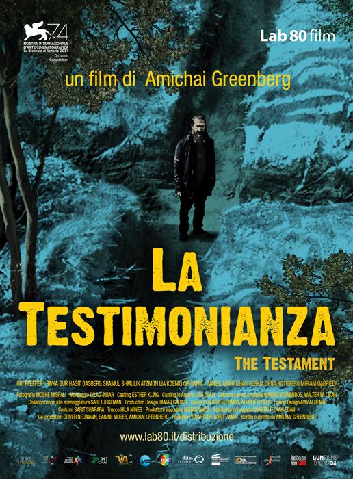 Tampa Bay Jewish Film Festival the Testament