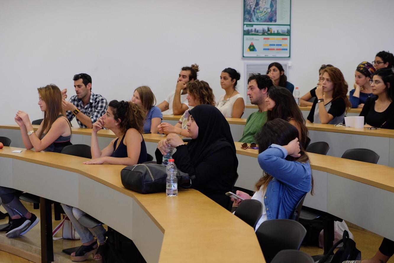 Tel Hai College Student Scholarship Ceremony 2016 - Coast to Coast - Galilee Panhandle Partnership2Gether
